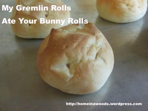 My Gremlin Rolls...